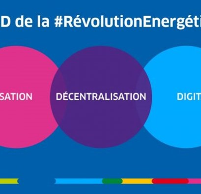 The 3D's: Decarbonisation, Digitalisation and Decentralisation
