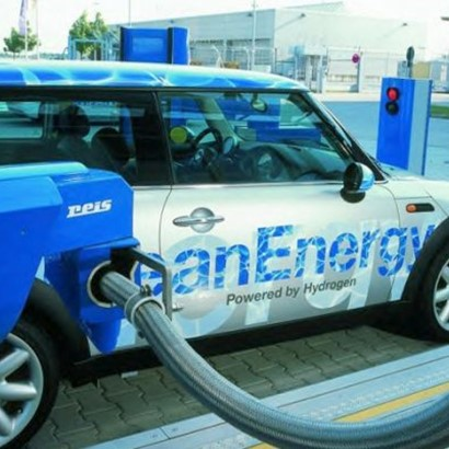 The coming of the hydrogen economy, finally?